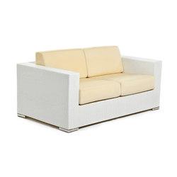 Cora sofa 2p | Garden sofas | Varaschin