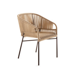 Cricket armchair | Restaurantstühle | Varaschin