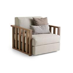 Dorsoduro lounge chair | Lounge chairs | Varaschin