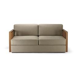 Dorsoduro sofa 2p | Canapés d'attente | Varaschin