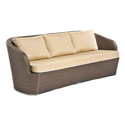 Gardenia sofa 3p | Garden sofas | Varaschin