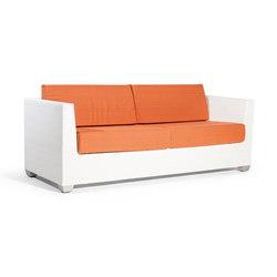 Giada sofa 3p | Sofás de jardín | Varaschin