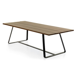 Kolonaki table | Esstische | Varaschin