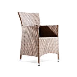 Kresos armchair | Gartensessel | Varaschin