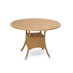 Kresos table | Tables à manger de jardin | Varaschin