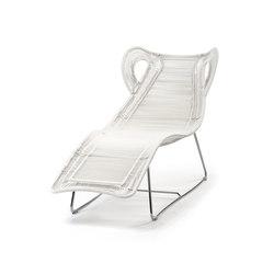Loop lettino per relax | Sdraio da giardino | Varaschin