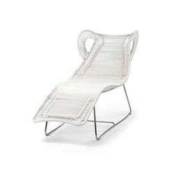 Loop relaxing cot | Sun loungers | Varaschin