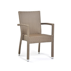 Lotus armchair | Garden chairs | Varaschin