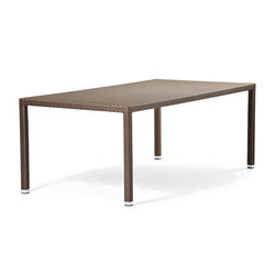 Lotus table | Dining tables | Varaschin