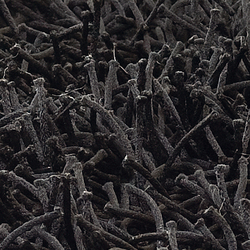 SG Planet Rock pure black | Rugs / Designer rugs | kymo