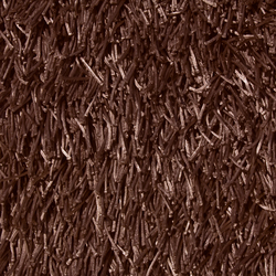 SG Polly Premium solid brown | Rugs / Designer rugs | kymo