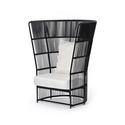 Tibidabo armchair | Sillones de jardín | Varaschin