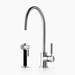 Tara Classic - Single-lever mixer with rinsing spray set | Kitchen taps | Dornbracht