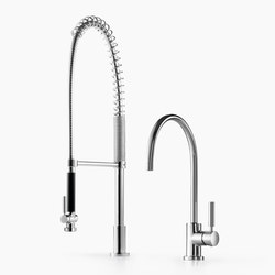 Tara Classic - Single-lever mixer with profi spray set | Kitchen taps | Dornbracht