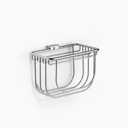 Tara. - Towel basket | Soap holders / dishes | Dornbracht