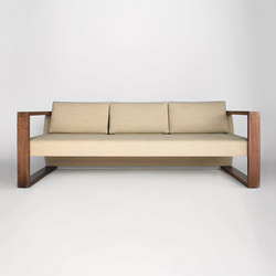 Maxell Sofa | Canapés d'attente | Phase Design