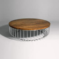 Wired Coffee Table | Tavolini da salotto | Phase Design