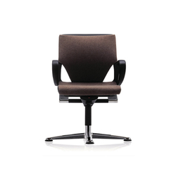 Modus Medium 281/6 | Conference chairs | Wilkhahn