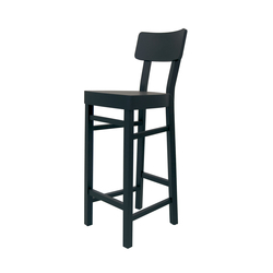 Black 128 | Bar stools | Gervasoni