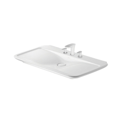 PuraVida - Furniture washbasin | Wash basins | DURAVIT