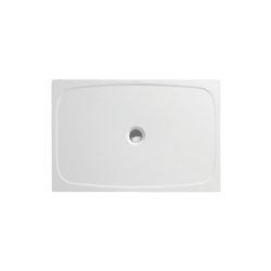 PuraVida - Shower Tray | Shower trays | DURAVIT