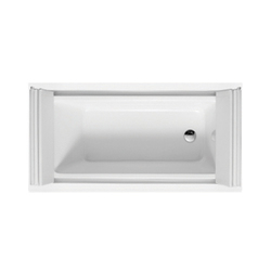 Sundeck - Bathtub | Built-in baths | DURAVIT