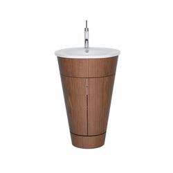 Starck 1 - Waschtischunterbau | Waschtischunterschränke | DURAVIT