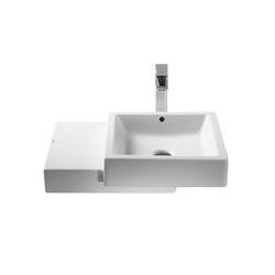 Com countertop basin | Wash basins | ROCA