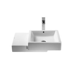 Com countertop basin | Lavabi / Lavandini | ROCA