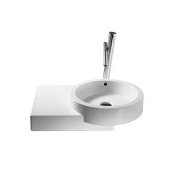 Post countertop basin | Lavabi / Lavandini | ROCA