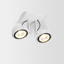 PLUXO#2 1.0 LED111 | Ceiling-mounted spotlights | Wever & Ducré