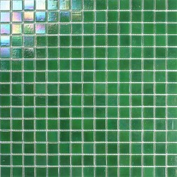 Atlantis G2311 Green | Mosaics | Giorbello