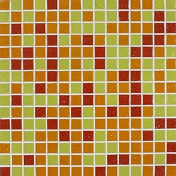 Tesserae Blends G2707 Summer Sunset | Mosaici vetro | Giorbello