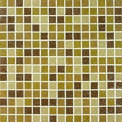 Tesserae Blends G2710 Caramel Cream | Glass mosaics | Giorbello