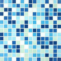 Tesserae Blends G2714 Pacific Lagoon | Glass mosaics | Giorbello
