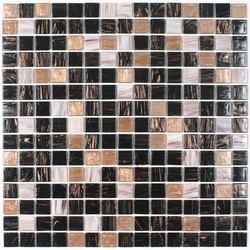 Tesserae Blends G2726 King's Treasure | Glass mosaics | Giorbello