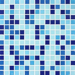 Tesserae Blends G2728 Arctic Sky | Glass mosaics | Giorbello