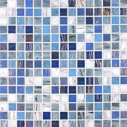 Tesserae Blends G2732 Kenyan Mountaintop | Glass mosaics | Giorbello