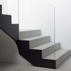 fibreStair | Concrete stairs | Rieder