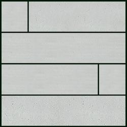 öko skin bianco | Rivestimento di facciata | Rieder