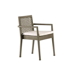 Tunis Armchair | Garden chairs | Expormim