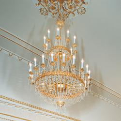 Kremlin Moscow - 15861 | Lampadari a corona | Kalmar