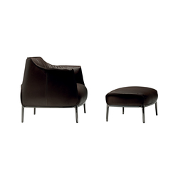 Archibald | Sillones lounge | Poltrona Frau