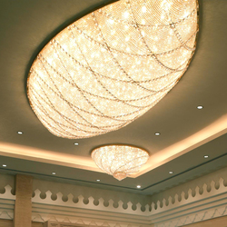 Ritz Carlton Al Sharq Doha - 18840C | Ceiling lights | Kalmar