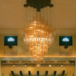 Ritz Carlton Al Sharq Doha - 19064B | Chandeliers | Kalmar