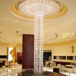 Fitaihi Showrooms Riyadh and Jeddah - 19136B | Chandeliers | Kalmar
