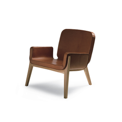 Jockey | Lounge chairs | Poltrona Frau