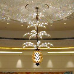 Grand Hyatt Dubai - 16293/17176A | Chandeliers | Kalmar