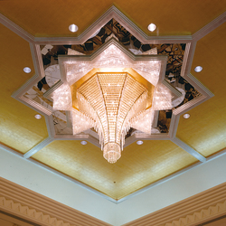 Grand Hyatt Dubai - 171175 | Lustres / Chandeliers | Kalmar