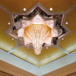Grand Hyatt Dubai - 171175 | Lámparas de araña | Kalmar